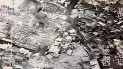 IS가 1100년대에 지어진 사원을