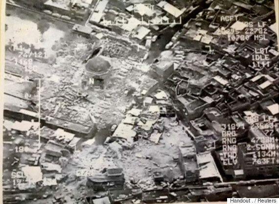 IS가 1100년대에 지어진 이라크 모술 '알누리사원'을