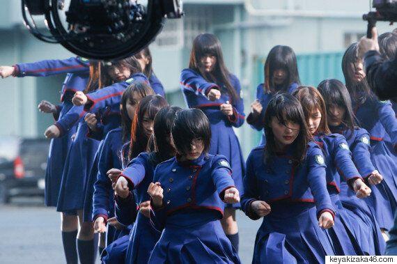 일본 아이돌 악수회에서 칼을 소지한 남성이
