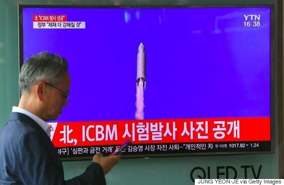 북한은 ICBM 발사로 기어코 '레드라인'을 넘었다. 모든 건 예전같지 않을