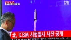 북한은 ICBM 발사로 기어코 '레드라인'을