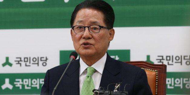 '문준용 취업 특혜 증거 조작'에 대한 박지원의