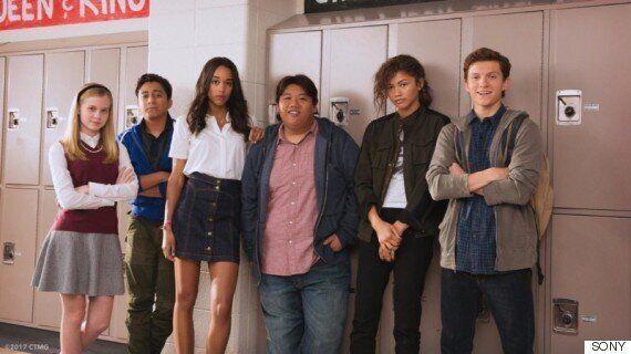 '스파이더맨 :홈커밍'은 인종 다양성의 현실을 영화에