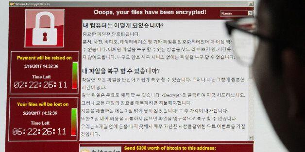 랜섬웨어 해커에게 13억원 줬는데 데이터 완전복구가 안 된다고