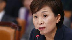 국회가 김현미 후보자 청문보고서를