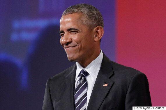 오바마가 이례적으로 언급한 '아이돌 그룹'의