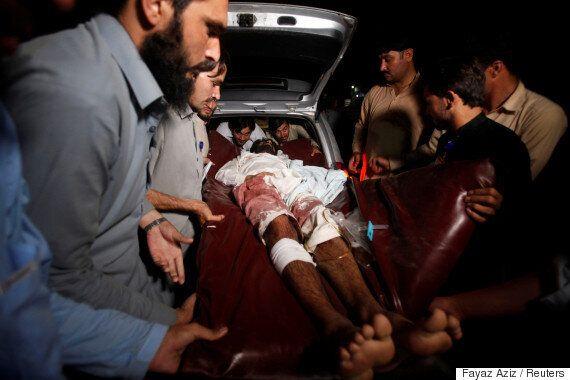 파키스탄에서 85명의 사망자가 발생한 라마단 막바지 이틀 동안의
