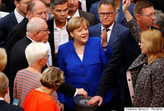 독일 의회가 동성결혼 법제화를
