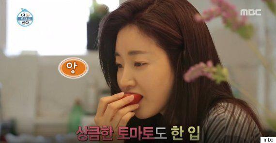'나 혼자 산다' 김사랑, 18년만 첫 예능 나들이