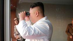 북한 탄도미사일 발사는 성공으로