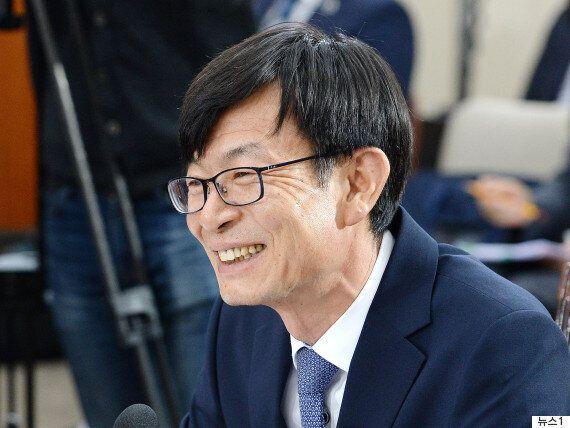 지난 5일, 김상조 후보를 향한 국민의당의 마음은 4번