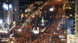 2016년 불법·폭력 시위 건수는 지난 10년 동안 가장