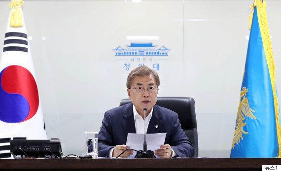 '미국 방문해 한미동맹 재확인할 것': 새 정부 들어 5번째 북한 미사일 도발에 첫 NSC 전체회의가