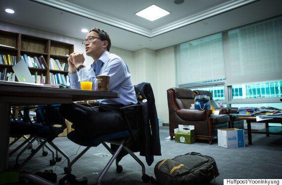 [허프 인터뷰] 박주민 의원은 대체복무제가 어렵고 복잡한 문제는 아니라고