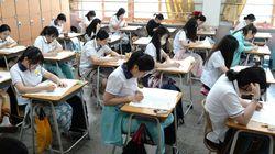 초·중·고등학교의 일제고사가 전격