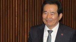 정세균 의장이 일본을 방문해 아베 신조 총리를 만날