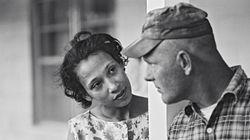 50년 전, 피부색이 다른 이 남녀의 결혼은