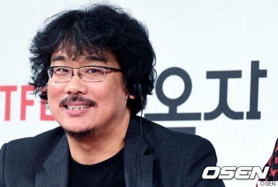 [공식입장] 봉준호 감독, 오늘 JTBC '뉴스룸' 출연..손석희 앵커와