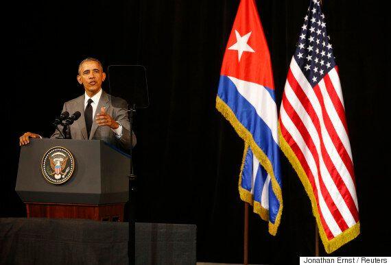 트럼프가 되돌리는 오바마의 업적 중에 쿠바도 추가될