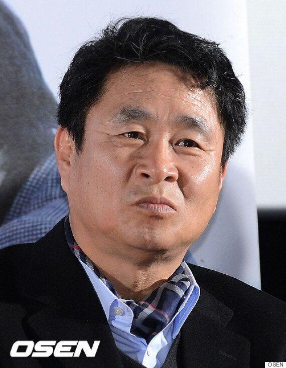배우 기주봉이 대마초 흡연 혐의로 사전구속영장이