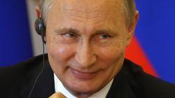 푸틴의 반응은