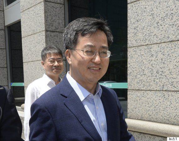 김동연 장관 후보의 병역 신체검사 시력 논란이