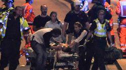 런던 테러범들에게 맞선 '시민 영웅'들이