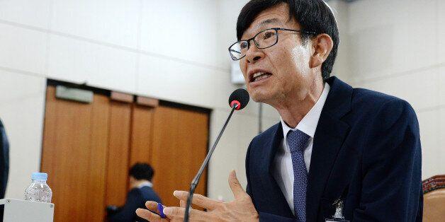 자유한국당 의원들이