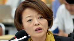 與 청문위원들, '김이수 보고서 채택'