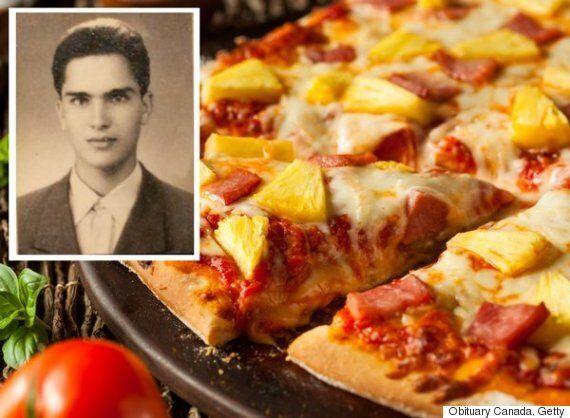 '하와이안 피자 창시자' 샘 파노풀로스가 향년 83세로