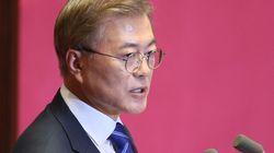 문대통령이 일본 특사에게 위안부 합의에 대해 한