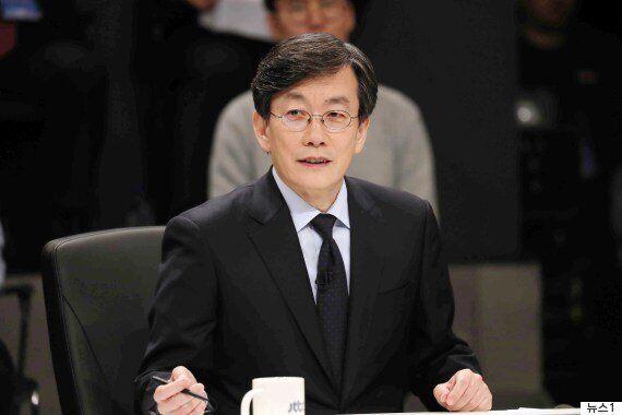 JTBC 손석희가 강경화 후보의 '기획부동산' 보도에 대해