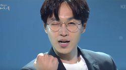가수 이석훈이 '나야나' 춤을