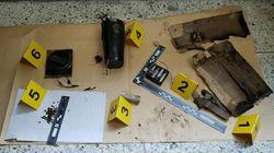 대학원생이 교수실에 설치한 사제 폭탄의