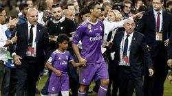 레알 마드리드와 호날두가 새로운 역사를