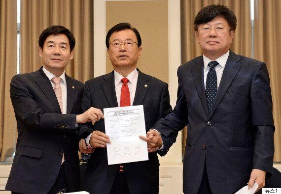 한국당·국민의당·바른정당이 '공동대응'하겠다고