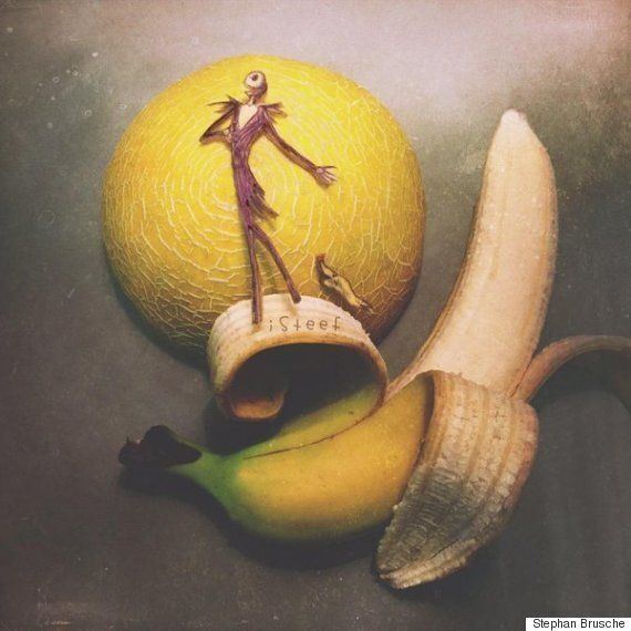 바나나를 활용하는 가장 아름다운