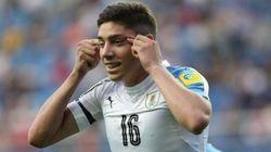 U-20 월드컵 경기에서 나온 '인종차별