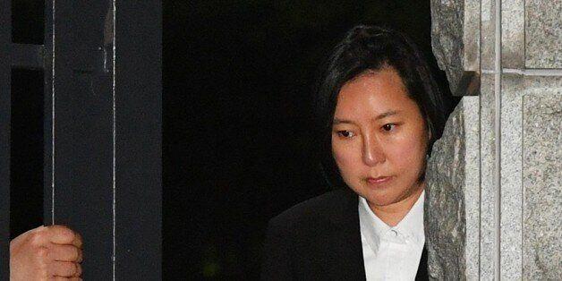 '검찰 수사 협조하겠다': 장시호가 '국정농단' 관련자 중 처음으로 석방돼