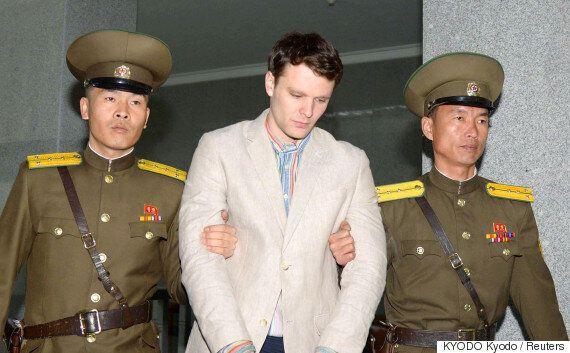 북한 억류 미 대학생 17개월만에 '혼수 상태'로
