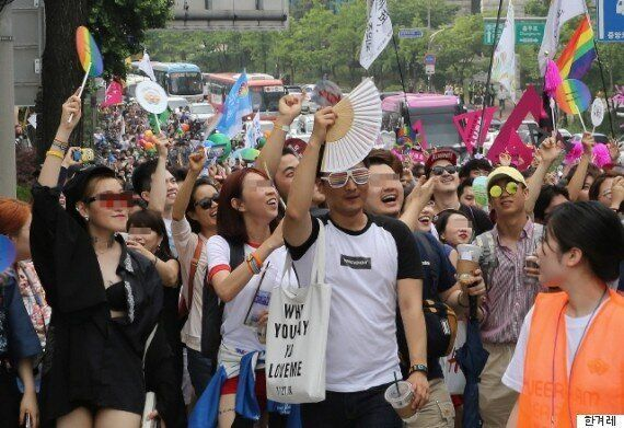 인권위, 국가기관 처음으로 퀴어문화축제
