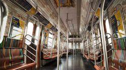 뉴욕 지하철이 전자책 도서관으로