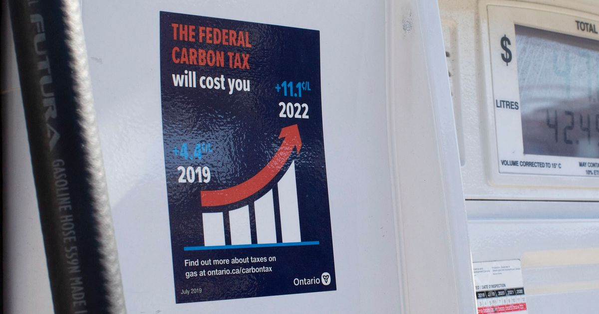 Doug Ford Government's Stickers Violate Free Speech, Lawsuit