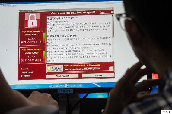 랜섬웨어 감염 '인터넷나야나' 측이 해커와 13억원에 최종