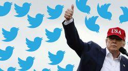백악관 보좌관들은 트럼프 트윗을 너무 심각하게 받아들이지 말라고