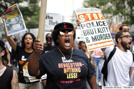 흑인 남성을 사살한 미네소타 경찰에게 무죄를