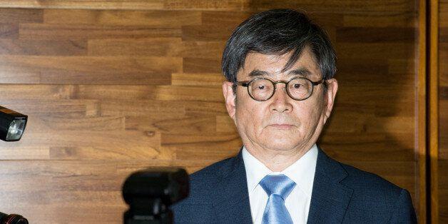 안경환 후보자 해명에 대한 청와대 입장: '결정적 하자 나오면 지명 철회