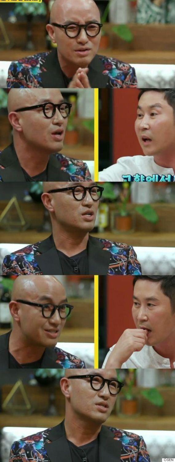 [어저께TV]'인생술집' 홍석천