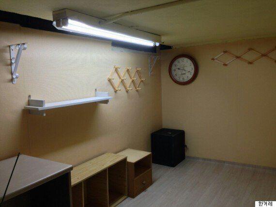 홍익대 학생들이 직접 학교 청소노동자 휴게실을