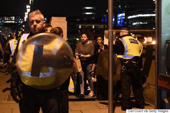 런던 테러로 최소 6명 사망-30명 부상